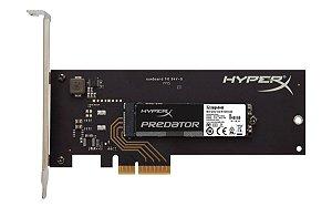 SSD 480GB PCI-E - Kingston HyperX Predator 2.0