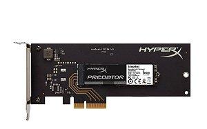 SSD 960GB PCI-E - Kingston HyperX Predator 2.0