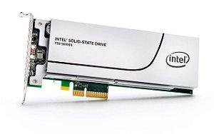 SSD 400GB PCI-E - Intel Series 750