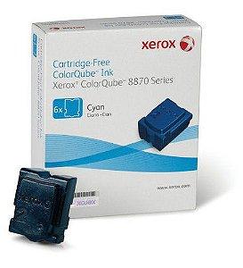 Bastão de Cera Xerox Ciano - 17.3K - 108R00958NO