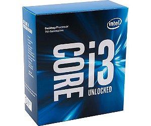 Processador Intel Core i3-7350K 4.2GHz (LGA1151) s/cooler