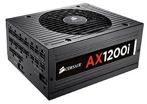 Fonte 1200W Corsair AX1200i Series Modular 80+ Platinum