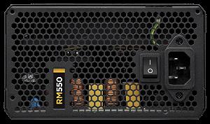 Fonte 550W Corsair RM Series Modular 80+ Gold