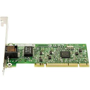 Placa de Rede 10/100/1000 Gigabit Intel Server PWLA8391GT