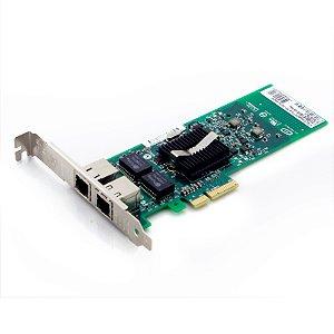 Placa de Rede Intel E1G42ET Dual Port Server