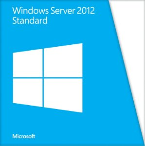 Microsoft Windows Server 2012 Standard - OEM
