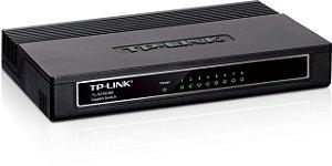 Switch 8 Portas 10/100/1000 TP-Link - TL-SG1008D