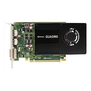 Placa de Vídeo nVidia Quadro K2200 4GB GDDR5 PNY
