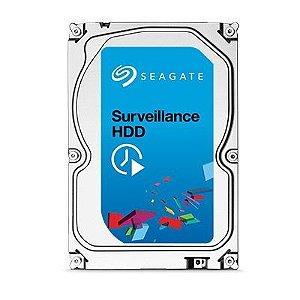 Hard Disk 4TB SATA III 64MB Seagate Surveillance