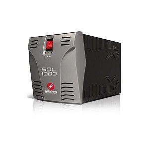 Estabilizador 1000VA Microsol Sol1000UP - Bivolt