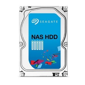Hard Disk 4TB SATA III 64MB Seagate NAS HDD