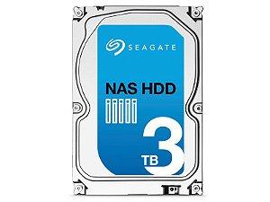 Hard Disk 3TB SATA III 64MB Seagate NAS HDD