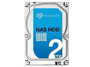 Hard Disk 2TB SATA III 64MB Seagate NAS HDD