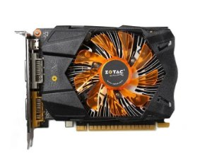 Placa de Vídeo nVidia Geforce GTX 750 Ti 1GB GDDR5 ZOTAC