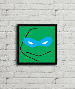 Placa Tartaruga Ninja Leonardo