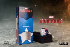Chaveiro Iron Man 3 Iron Patriot Oficial