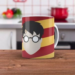 Caneca Harry Potter !