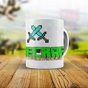 Caneca Minecraft !