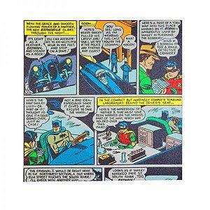 Quadro DC Quadrinho Batman Oficial