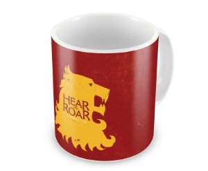 Caneca Game of Thrones - Lannisters