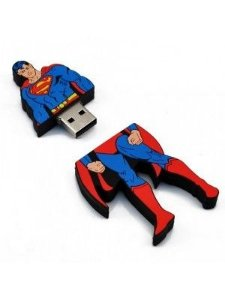 Pen Drive Superman Oficial