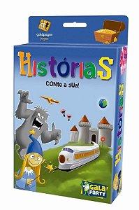 Jogo de cartas - Histórias