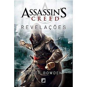 Livro Assassins's Creed Revelações