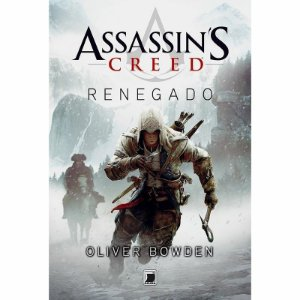 Livro Assassin's Creed Renegado