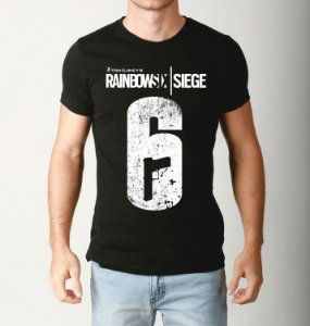 Camiseta Rainbow Six