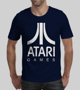 Camiseta Atari Games