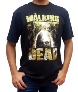 Camiseta The Walkind Dead