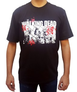 Camiseta The Walking Dead Jail