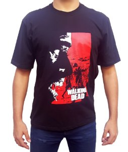 Camiseta The Walkind Dead Zombie
