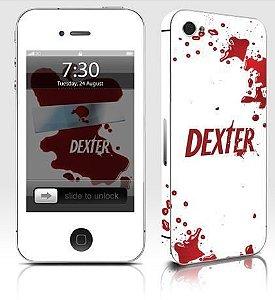 Skin para celular Dexter Oficial