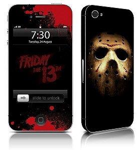 Skin para celular Sexta-Feira 13 Oficial
