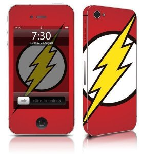 Skin para celular The Flash Oficial