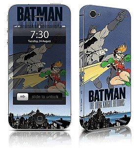 Skin para celular Batman e Robin Oficial