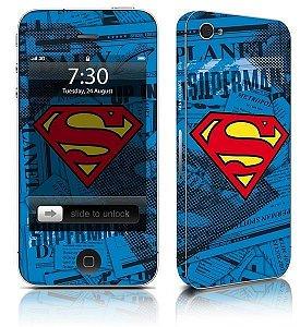 Skin para celular Superman Oficial