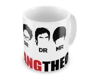 Caneca The Big Bang Theory – Os Doutores