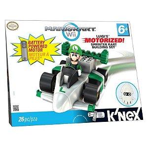 Mario Kart Motorizado Luigi