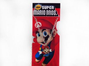 Colar Super Mario