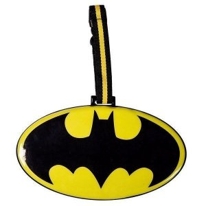 Etiqueta para Mala Batman Oficial