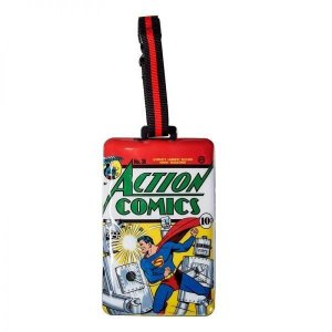 Etiqueta para Mala ACTION COMICS SUPERMAN