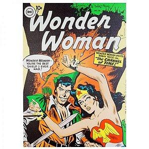 Quadro Tela Wonder Woman Dc Comics Oficial