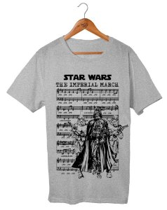 Camiseta Marcha Imperial Star Wars