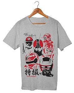 Camiseta Tokusatsu