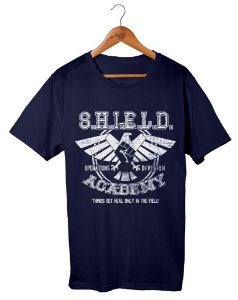 Camiseta Shield Academy