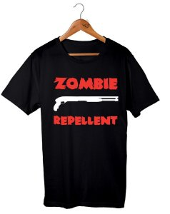 Camiseta Zombie Repellent