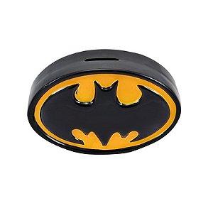 Cofre de Cerâmica Logo Batman Oficial