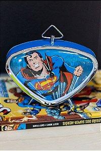 Relógio Despertador Superman Oficial